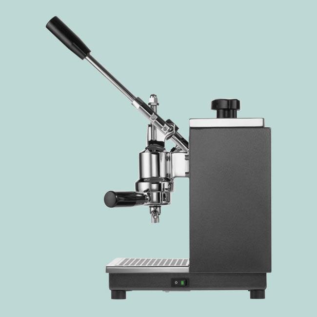 Make tea espresso machine